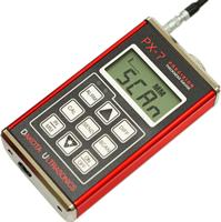 高速測定により、薄い箇所を確実に検出するスキャンモード搭載